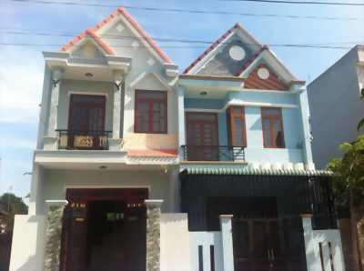 Mình cần bán căn nhà 2 tầng  hẻm đường Trần Xuân Soạn, Q.7