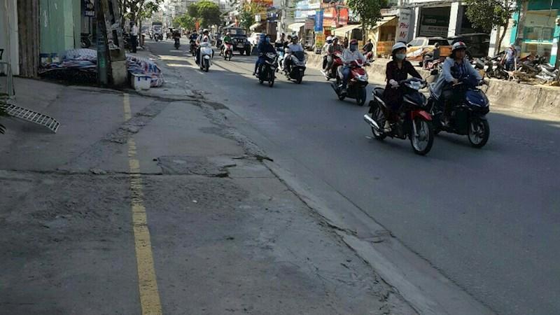Nhà mặt tiền Huỳnh Tấn Phát gần Khu Chế Xuất Tân Thuận