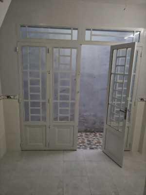 Nhà mới xây xong 52 Nguyễn Thị Thập, Quận 7 giá chỉ từ 860 triệu/ căn.