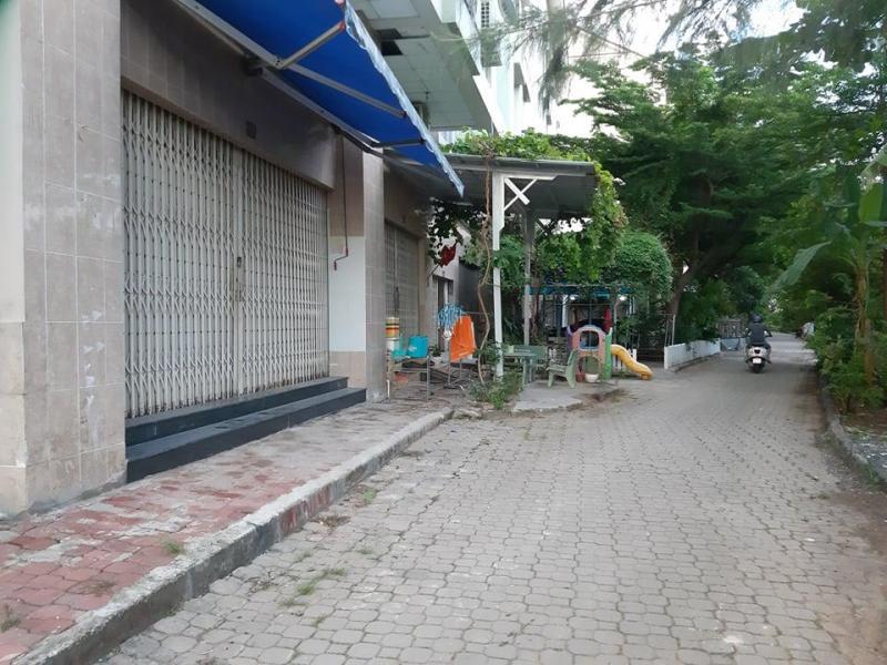 Cho thuê nhà trệt, lầu, 2PN, 2WC, dưới chân chung cư trong KDC Nam Long - Trần Trọng Cung, Quận 7
