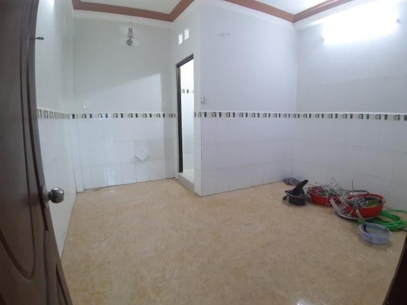 Cho thuê nhà mặt tiền chợ Tân Mỹ Quận 7. DT 4x12, 2 lầu, 6 phòng (nhỏ + lớn), 3wc