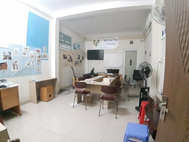 Cho thuê nguyên căn hẻm xe hơi đường Nguyễn Văn Linh. DT: 310m2. Trệt, 4 lầu, 6 phòng, 5 toilet