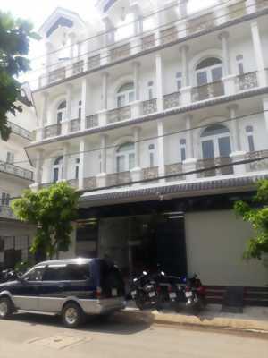 Bán nhà MT Võ Văn Kiệt – An Dương Vương P.16 Q.8