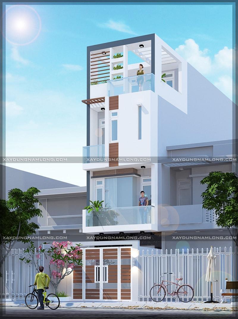 •Bán nhà mặt tiền Hưng Phú. Giá 18 Tỷ.