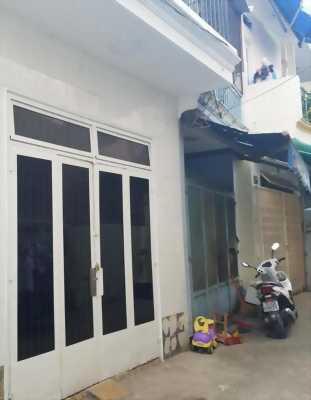 Nhà 1 trệt lầu hẻm nhánh Dương Đình Hội , Phước Long B , Quận 9
