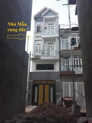 Bán nhà xây mới đường Lò Lu (trệt, lửng, 2 lầu), Trường Thạnh, quận 9 giá từ chủ đầu tư