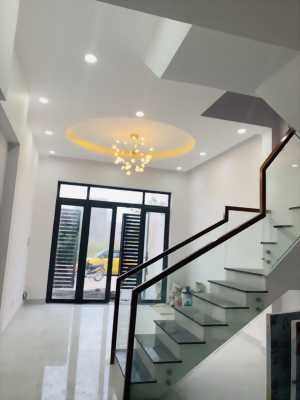 Căn nhà 1T2L đường số 8 lò lu, p.Trường Thạnh, quận 9, 4,2x12, shr, 0938247698.