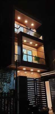 Bán nhà mới xây, đã hoàn công, 50m2, đường 8 Lò Lu, phường Trường Thạnh, Quận 9