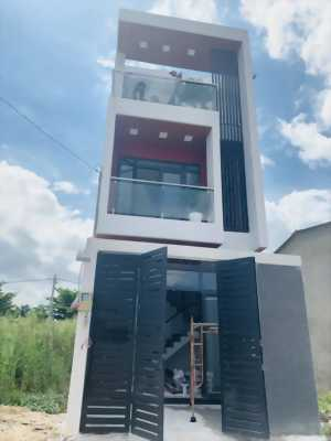 Nhà mới chính chủ mua vào ở ngay đường Trường Lưu, 4x12,5, shr, 0938247698.