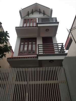 Bán nhà riêng diện tích 39.91m, 4 tầng 2pn