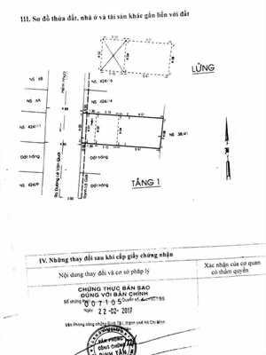 Hẻm 6M 424 Lê Văn Quới, 4x11m, giá 2.45 Tỷ