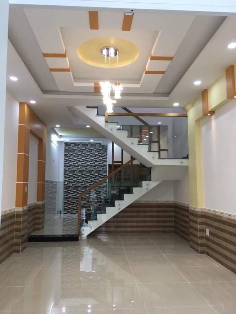 Nhà mặt tiền Lê Đình Cẩn ngay kế căn góc, 5.2x13m, 3,5 tấm