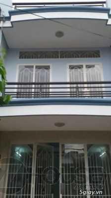 Nhà đối diện Chung cư Hoàng kim thế gia, đúc 1 lầu, SHR