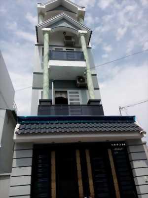 Nhà 1 sẹc Trương Phước Phan, nhà 3 lầu đẹp