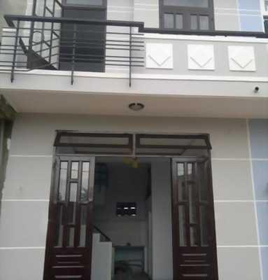Nhà ở hẻm thông 688/ Hương Lộ 2, Bình Tân, nhà 1 tấm