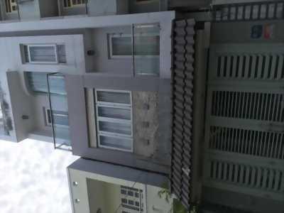 Nhà 1 sẹc Hương Lộ 2, 1 trệt 2 lầu + sân thượng, dt: 3.5x8m