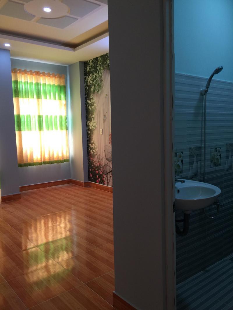 Cần bán nhà hẻm Hương Lộ 2, 4x12m, nhà cấp 4