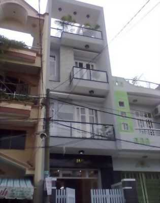 Nhà mới đường Hương Lộ 2, Bình Tân, Dt: 4x10m