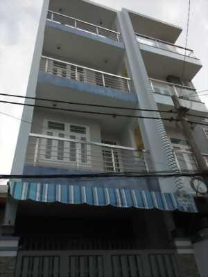 Nhà vào 1 sẹc đường Đình Nghi Xuân, nhà 3,5 tấm
