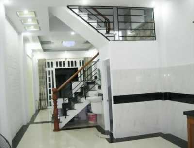 Hẻm thông 76/3 Trương Phước Phan, nhà 3,5 tấm ngang 4m dài 18m