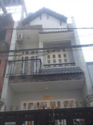 Nhà đẹp 1 lửng 1 lầu, hẻm vào rộng rãi, 1 sẹc Gò Xoài.