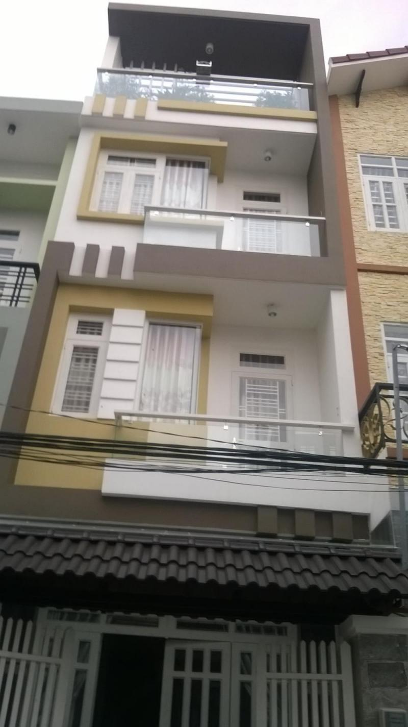 Cần bán gấp nhà 1 sẹc Lê Đình Cẩn, Tân Tạo, Bình Tân.