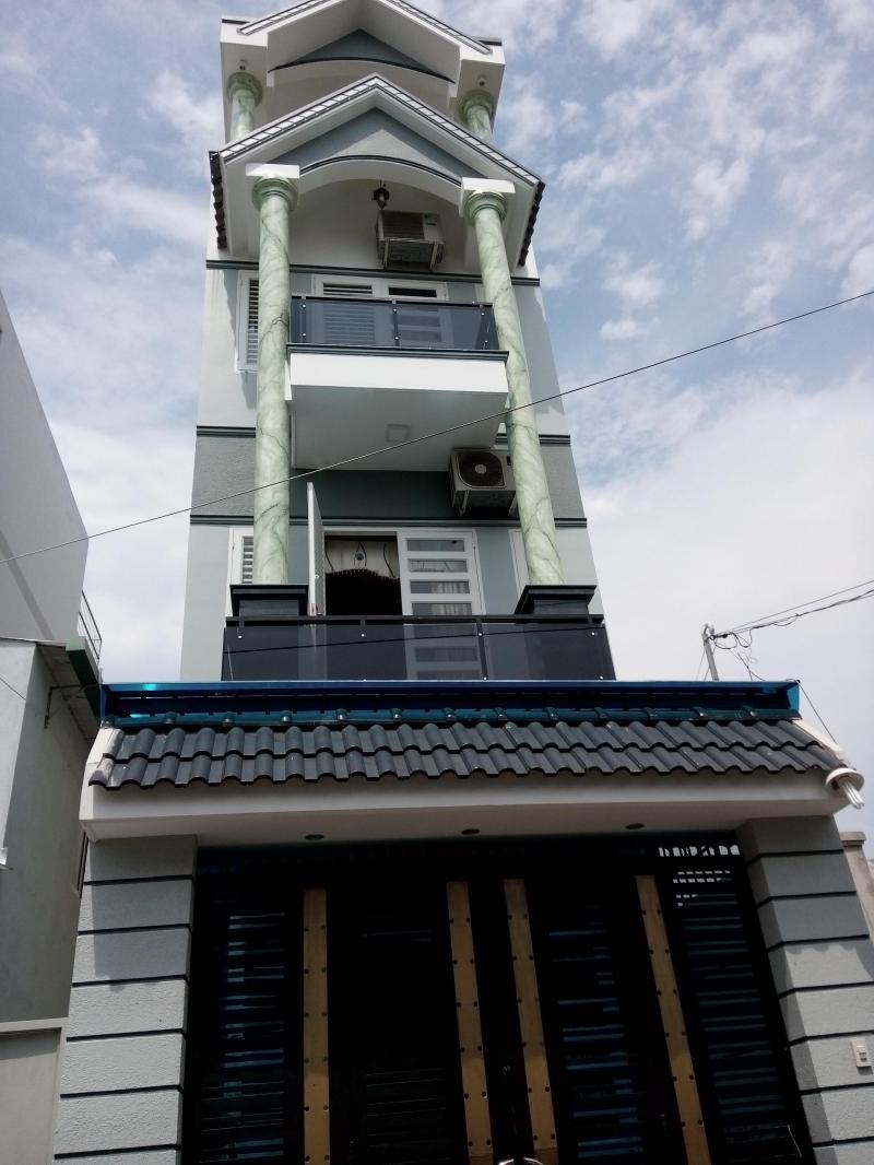 Cần bán nhà gần sát Chung cư Da Sà, DT:4x17m