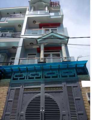 Bán nhà Mặt tiền kinh doanh gần siêu thị Aeon Bình Tân.