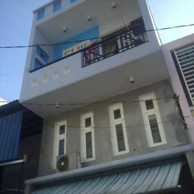Nhà còn mới 90% Lê Đình Cẩn, Bình Tân, 1 lửng 1 lầu