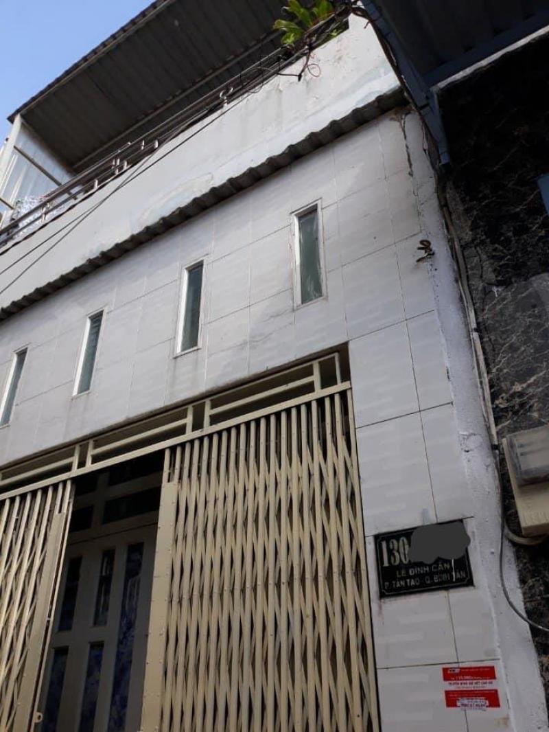 Bán nhà mới 90% 130 Lê Đình Cẩn, dt:4x9m