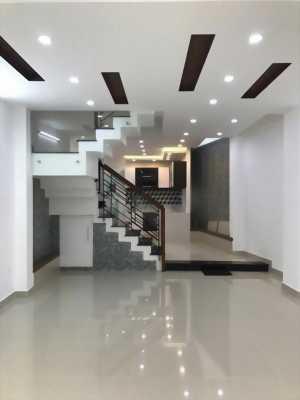 Nhà mới xây dựng, dt 4x13m, đúc 3.5 tấm tại Bình Tân