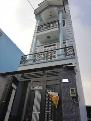 Bán nhà Hương Lộ 2, Bình Tân dt: 4.5x17mx 4 tấm
