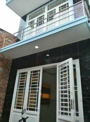 Bán nhà Bình Tân, không có lộ giới, nhà mới đẹp, 4x10m