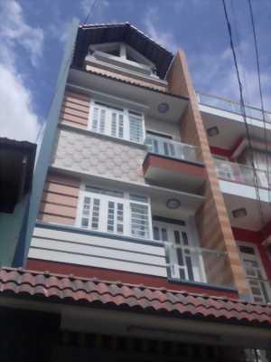 Bán nhà 4 tấm Bình Trị Đông, HXH tận nhà nhỉnh hơn 4 tỷ