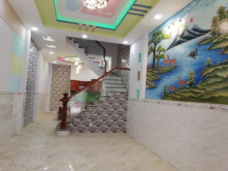 Nhà mới đón tết 3.5 tấm hẻm nhựa 8m thông Lê Đình Cẩn