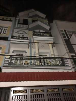 Bán nhà 4 tấm, 5x19m nội thất cao cấp 230 Mã Lò- Bình Tân