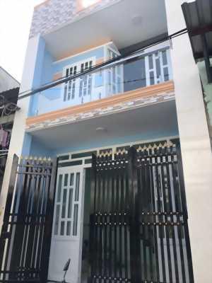 Bán nhà mới, 1 trệt 1 lầu đường 184 Lê Đình Cẩn đối diện BHX