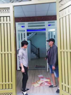 Bán nhà Đ.1074 Tỉnh Lộ 10, nhà mới, hẻm xe tải, giá tốt Q. Bình Tân