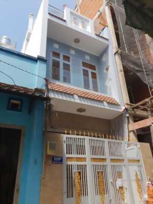 Bán nhà 93/6D Phùng Tá Chu, quận Bình Tân