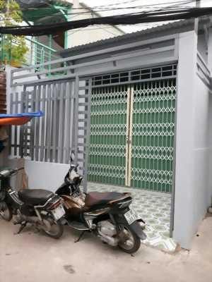 Bán nhà xây mới 4.5x17m 1/ Mã Lò thông Lê Đình Cẩn