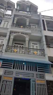 Bán nhà hxt 8m, có gara ô.tô xây mới 184 Lê Đình Cẩn