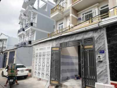 Bán nhà 4 tấm mới xây 827/48 Tỉnh Lộ 10 ngay Phú Lâm, Bà Hom