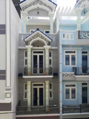 Bán nhà mới 4 tấm khu nhà cao tầng đối diện BHX Tên Lửa