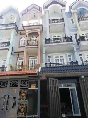 Bán nhà 3,5 tấm 4,5x17m hẻm nhựa 8m 704 Hương Lộ 2
