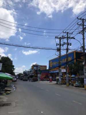 Cần bán gấp nhà nằm ngay trung tâm mặt tiền đường Hồ Học Lãm, P. An Lạc, Q. Bình Tân