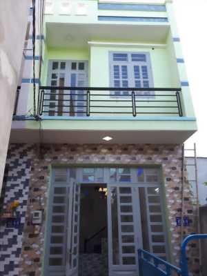 Nhà 1 lầu đúc ngay mặt tiền Nguyễn Thị Tú, 4x10m giá chỉ có 1,77 tỷ