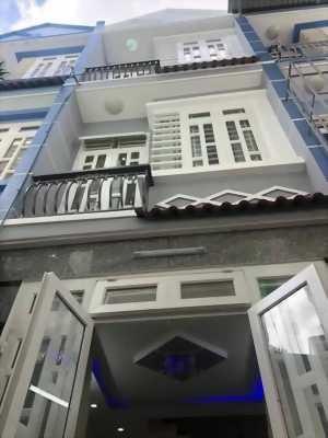 Cần tiền bán nhà 2 lầu đúc đường số 6, Bình Tân giá chỉ có 1,7 tỷ thương lượng