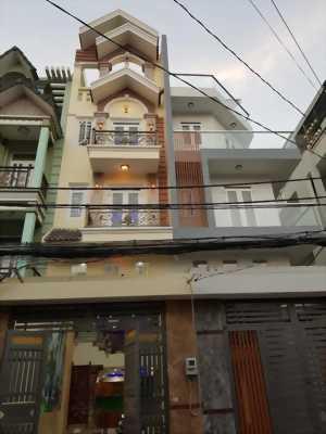 Bán nhà 3 tấm rưỡi 2 mặt tiền góc 44 Đình Tân Khai