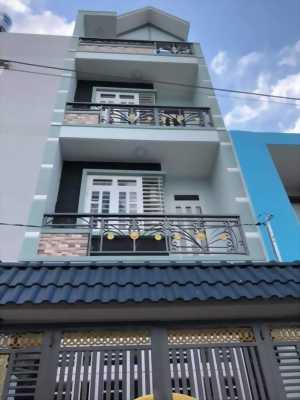 Cần bán nhà 2 lầu tại Nguyễn Thị Tú, Bình Tân, 4x11m, hẻm xe hơi, Tôi chính chủ
