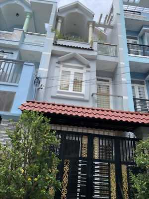 Nhà đẹp khu dân cư Vip Bình Thành, Bình Tân, 2 lầu đúc giá 1,5 tỷ